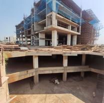 KMV Vivaan Residential Towers Work In Pr