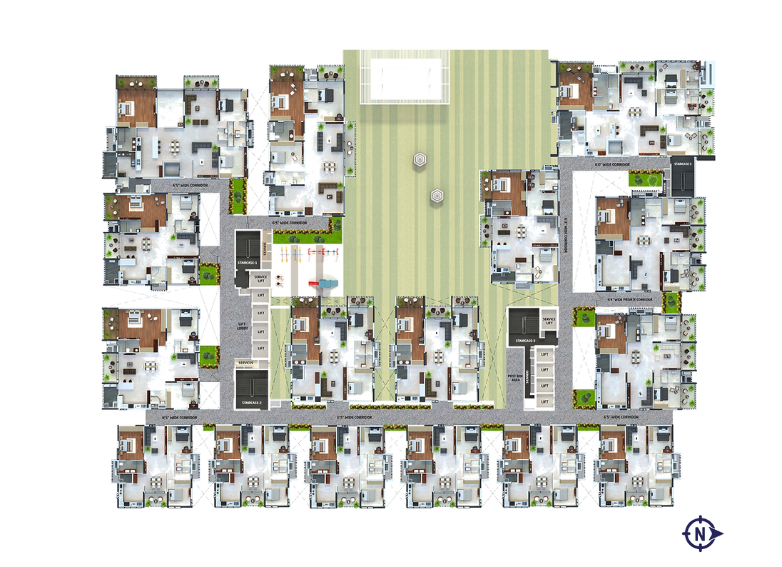 Vivaan Tower Master Plan.png