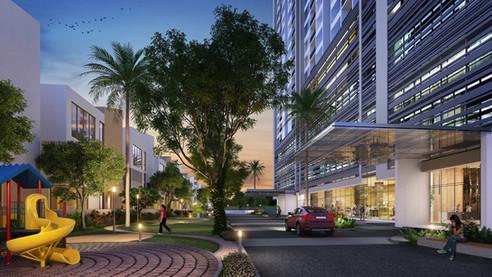KMV Vivaan Apartments Rear Drop Off