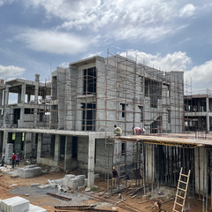 Villa Phase II at Vivaan - Under Construction