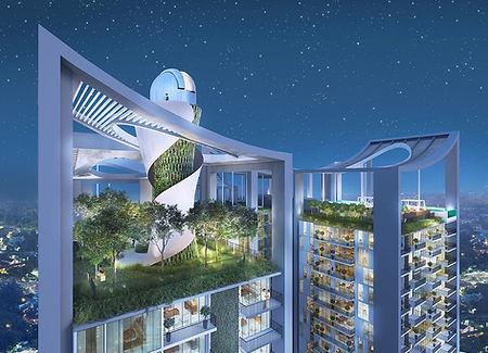 Vivaan Sky Amenities Observatory View- Premium Residential Apartments