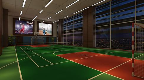 Vivaan Tennis Courts