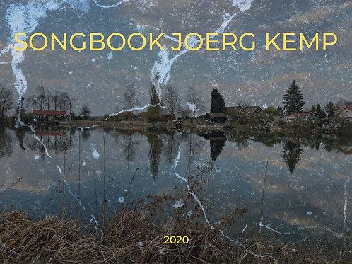 SONGBOOK JOERG KEMP 2019