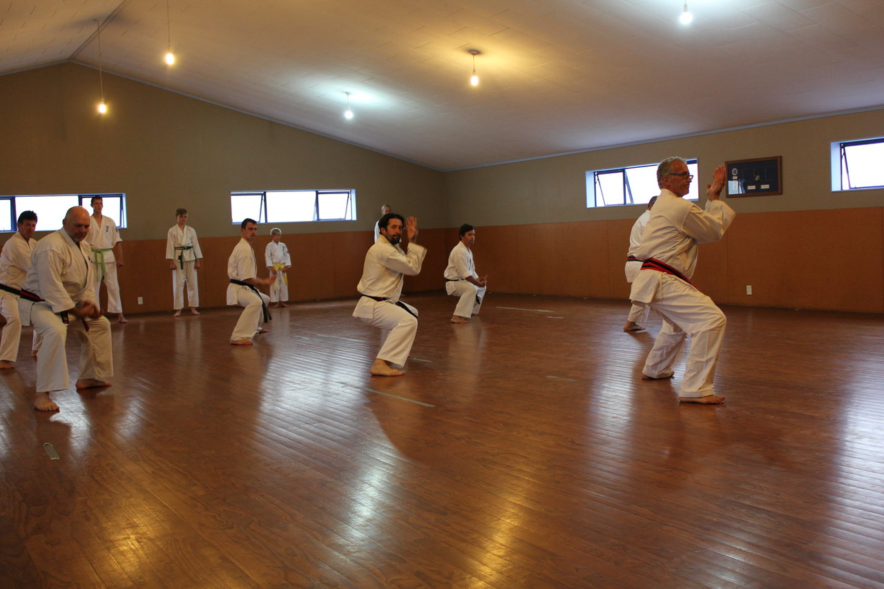 General Class - performing kata