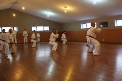 General Class - performing kata