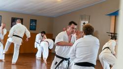 Partner training at 40th Anniversary