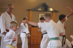 Kids Self Defences