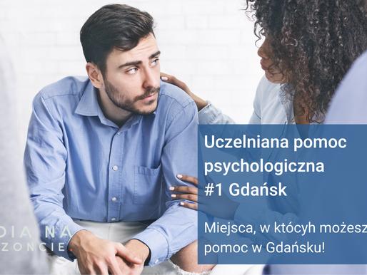 Uczelniana pomoc psychologiczna #1 Gdańsk