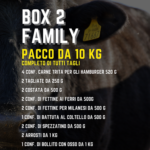 Box Family 10kg