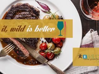 Cena degustazione It Wild: diventa un Fondatore!