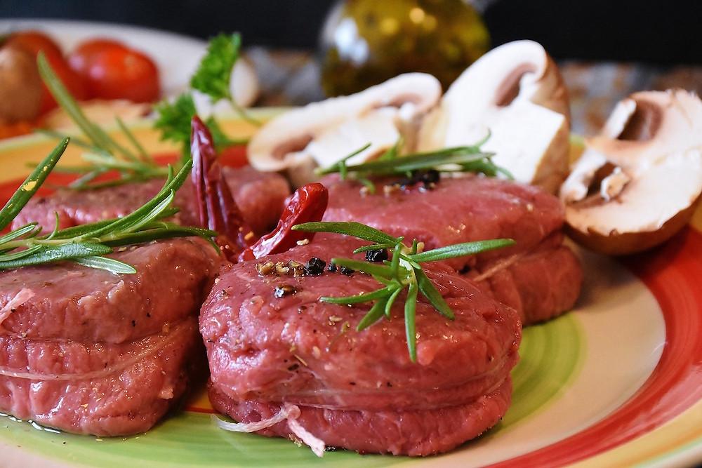 bistecca carne grass fed