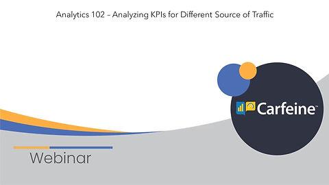 Google Analytics Sources