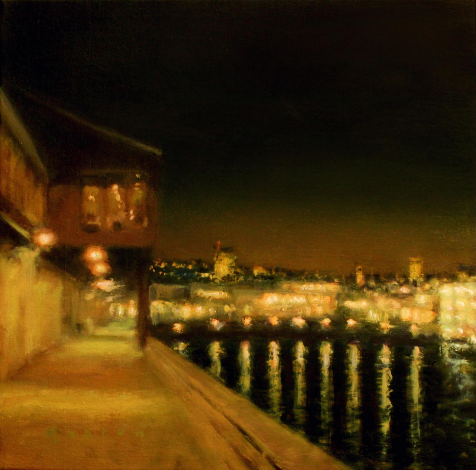 Nocturne Pier
