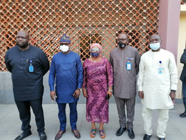 LAGOS STATE GOVERNMENT EMBARKS ON A CONTINOUS KNOWLEDGE TO HARMONISE FINANCE ADMINISTRATION.