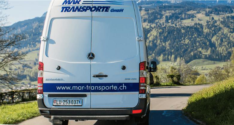 MAR Transporte Lieferwagen