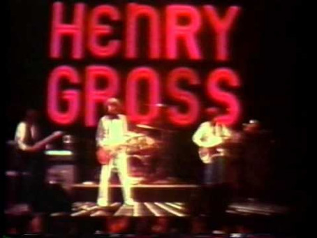 Henry Gross - Southern Band - 1974