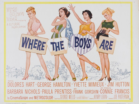Where the Boys Are (1960)