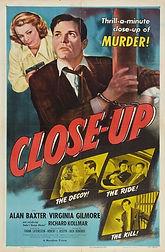 Close-Up (1948) movie poster2 07092021.jpg