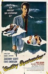 GUILTY BYSTANDER (1950) movie poster5.jpg