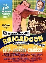 Brigadoon (1954) movie poster6 07052020.