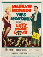 Lets Make Love (1960) movie poster2 1125