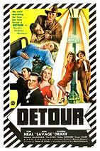 Detour 1945 movie poster4 05142020.jpg