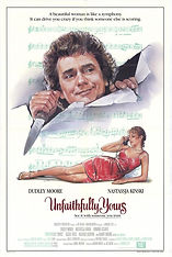 Unfaithfully Yours (1984) movie poster1