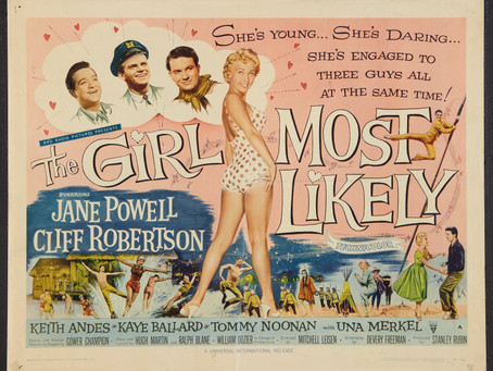 The Girl Most Likely (1957)