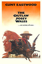 the outlaw josey wales 1976 movie poster