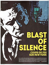 Blast of Silence ( 1961 )  movie poster2