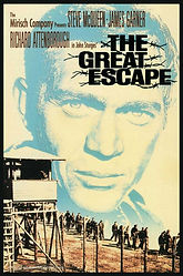 The Great Escape (1963) movie poster2 03