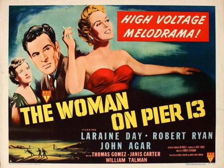 The Woman on Pier 13 (1949