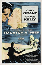 To Catch a Thief (1955) movie psoter2 09