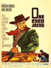 One-Eyed Jacks (1961) movie poster3 0109