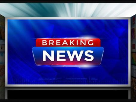 News Alert - Special Announcement?