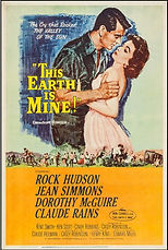 This Earth Is Mine (1959) movie poster2