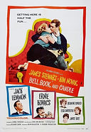 Bell Book and Candle (1958) poster5 0505