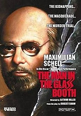 The Man in the Glass Booth (1975) movie