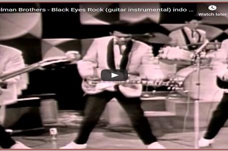 Music - Tielman Brothers - Black Eyes Rock