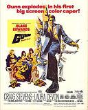 Gunn (1967) movie poster1 01182020.jpg