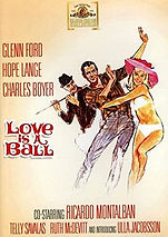 Love is a Ball (1963) movie poster4 1230