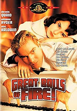 Great Balls of Fire (1989) movie poster4