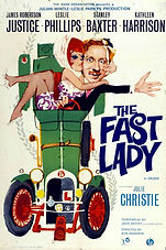 The Fast Lady (1962) movie poster2 05292