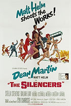 The Silencers (1966) movie poster2 08012