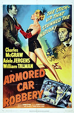 Armored Car Robbery (1950) movie poster5