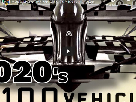 CARS -  MOST INNOVATIVE VEHICLES- Watch Live Stream