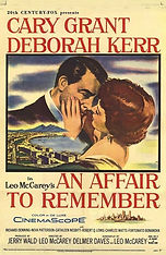 An Affair to Remember (1957) movie poste