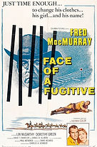 Face of a Fugitive (1959) movie poster1