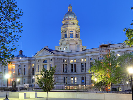 Wyoming Legislature Announces Creation of New Blockchain Committee