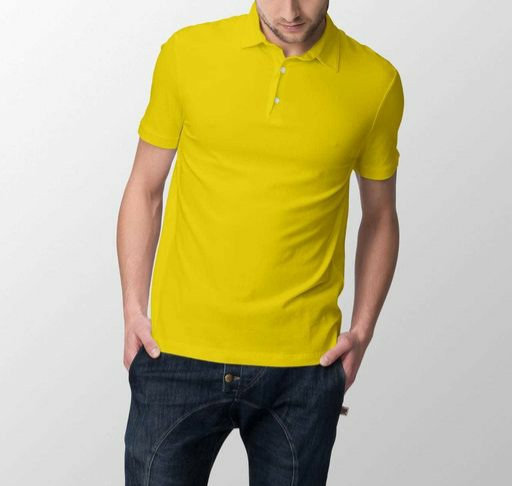 Urbane Elegant Men T-shirt